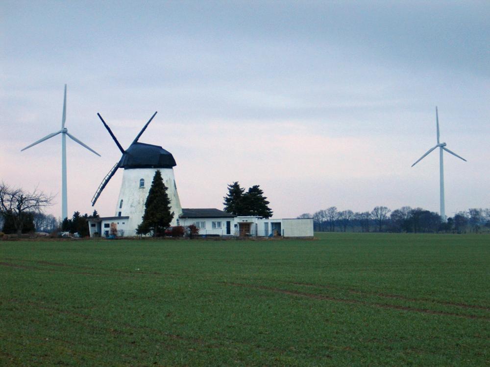 Windmühlen II