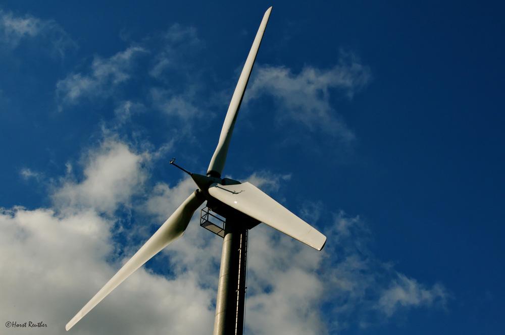 Windmühlenfeeling