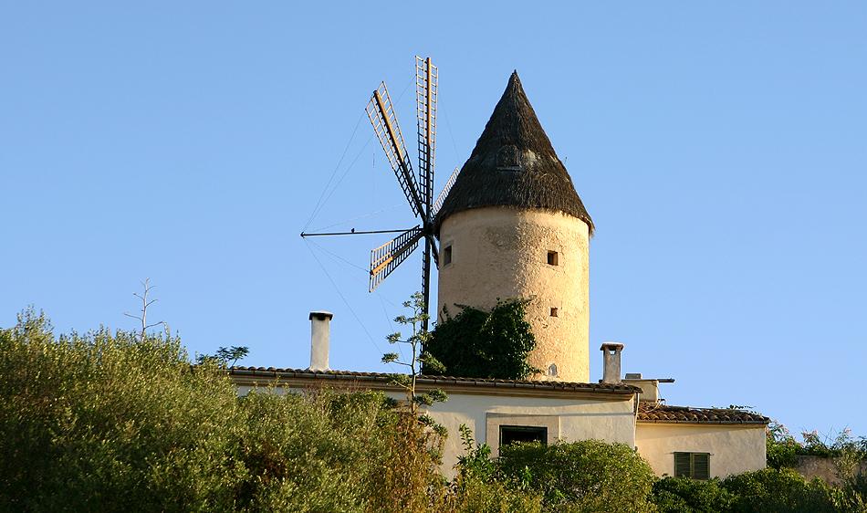 Windmühlenstimmung