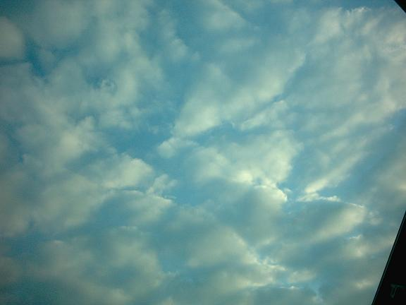 Window 3: Clouds