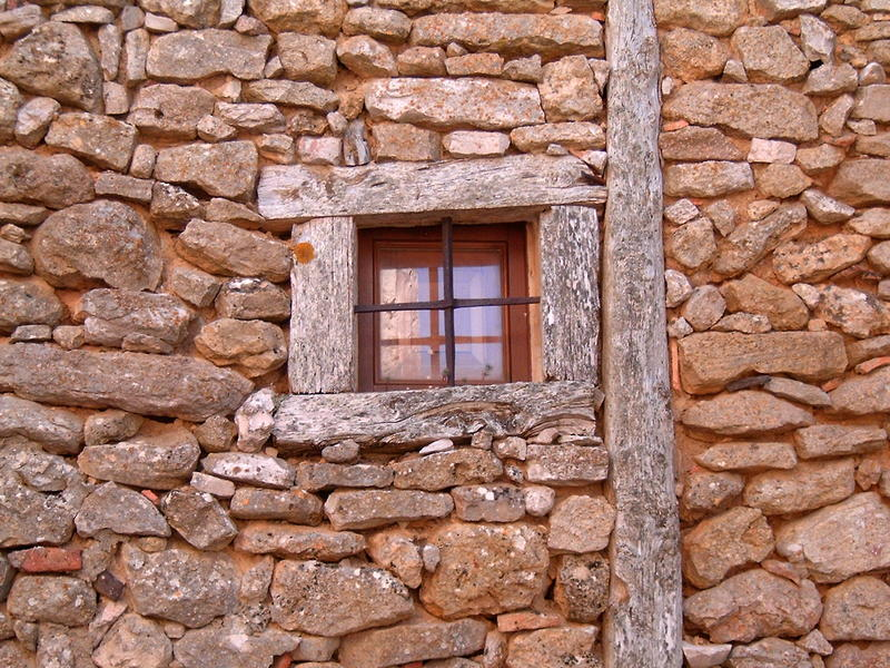 Window in Calatañazor