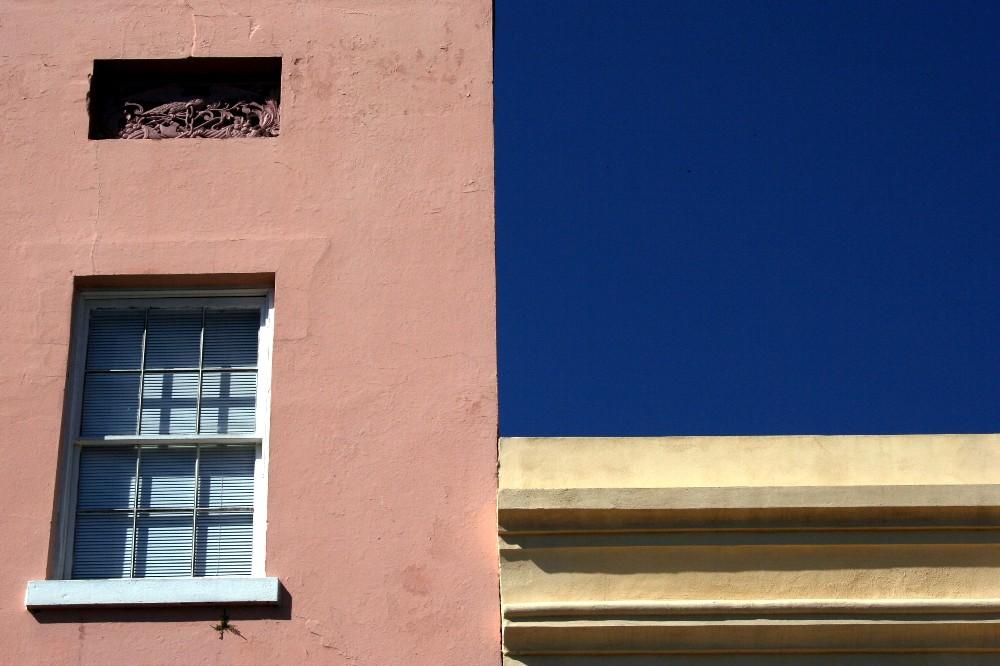 Window in Charleston