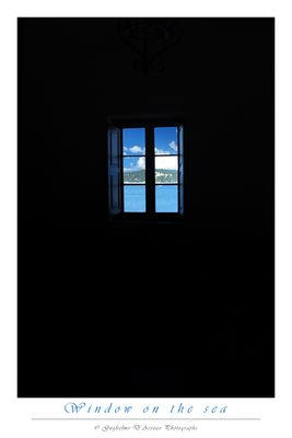 Window on the sea