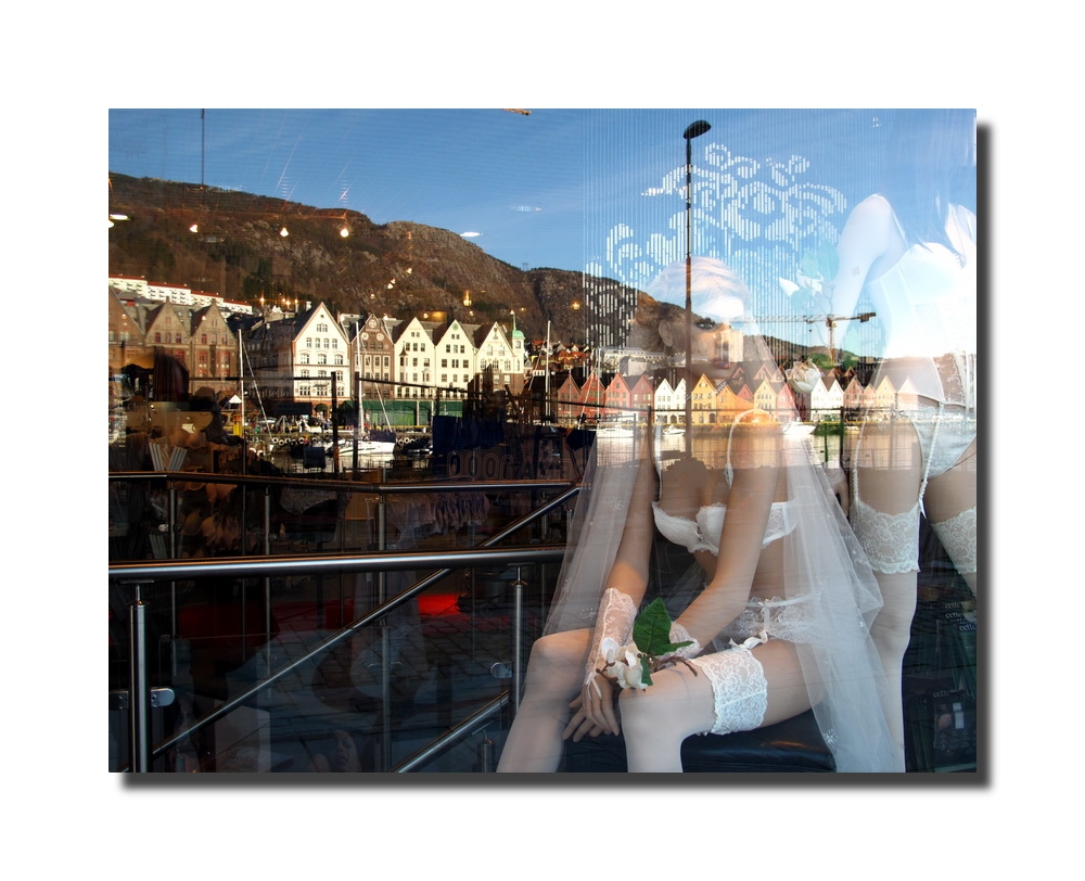 Window-Shopping in Bergen