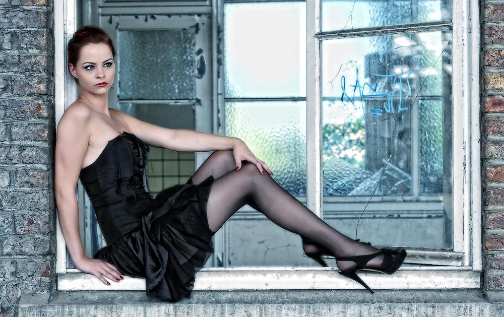 window widow