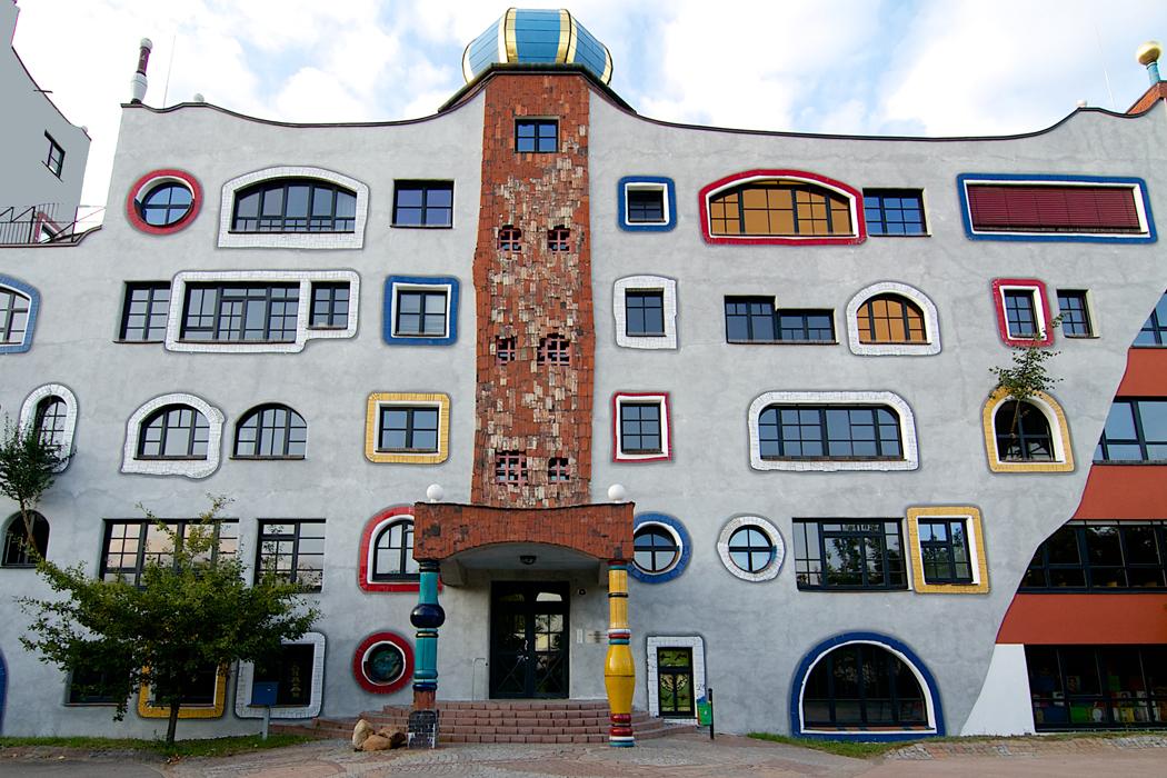 Windows Hundertwasser