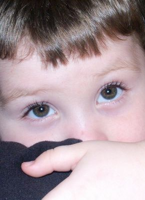 Windows to the soul. . .