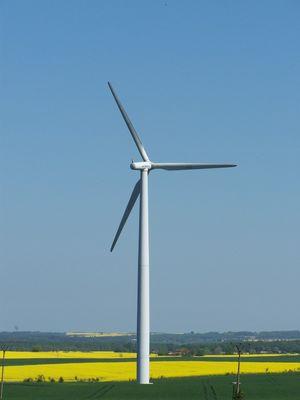 Windpark bei Neubukow