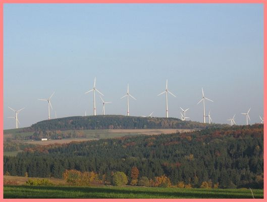 Windpark Dörnthal