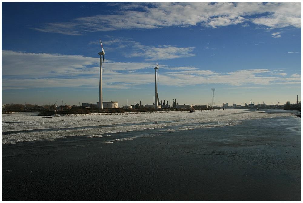 Windpower @ Wilhelmsburg
