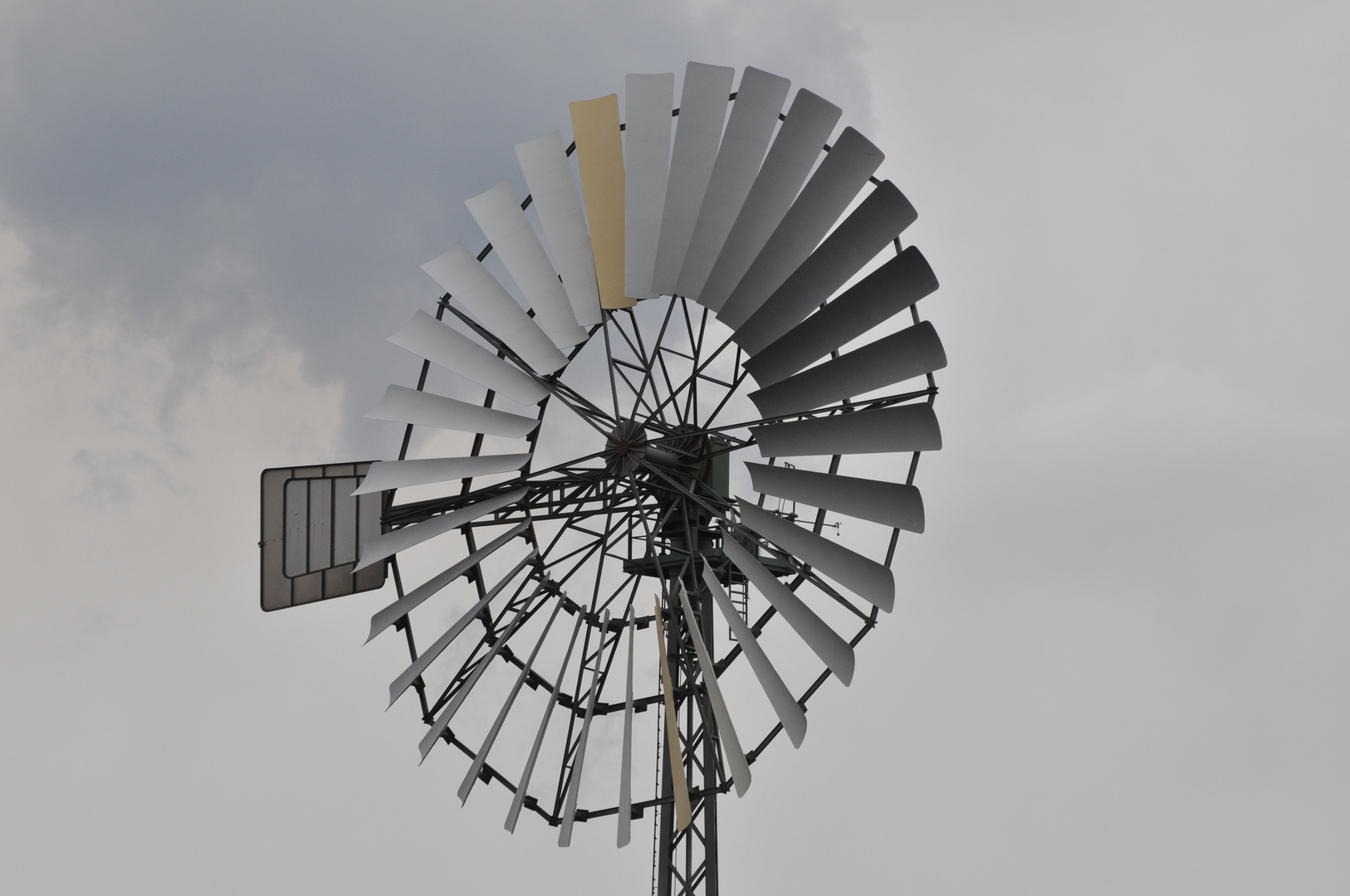 Windrad in LAPADU