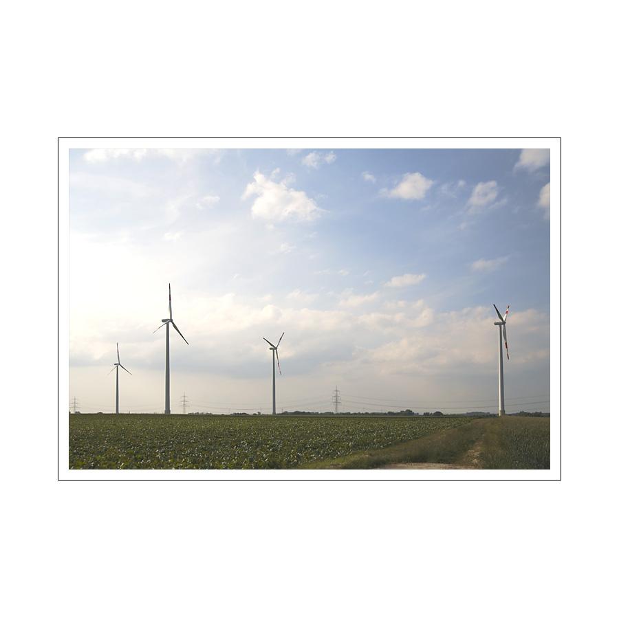 Windräder - II
