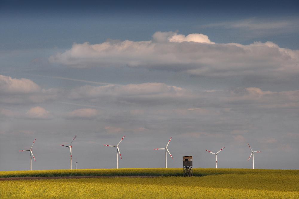 Windräders Windjäger