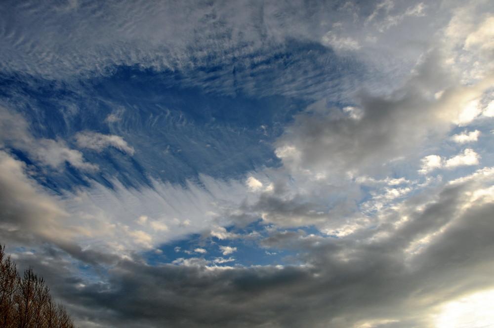 Windspiel des Himmels