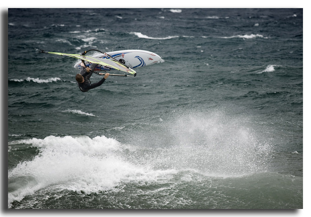 Windsurf en Pozo