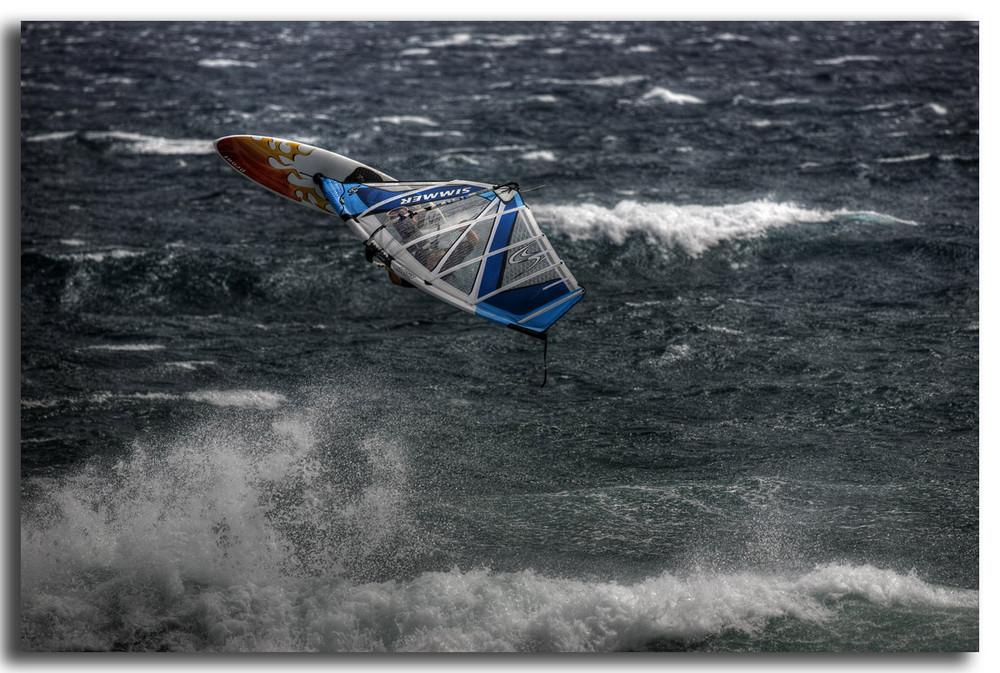 Windsurf en Pozo Izquierdo Gran Canaria