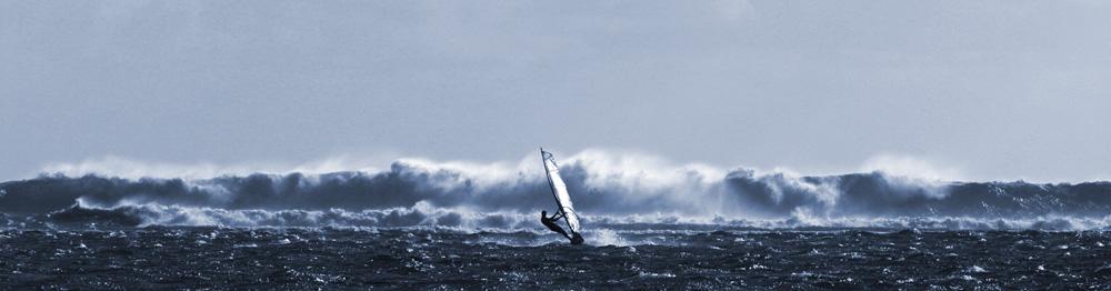 Windsurf in Mauritius