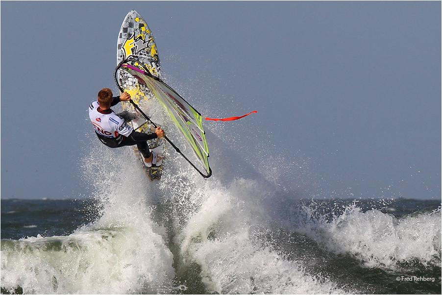 Windsurf World Cup Sylt 2012  ...   take-off