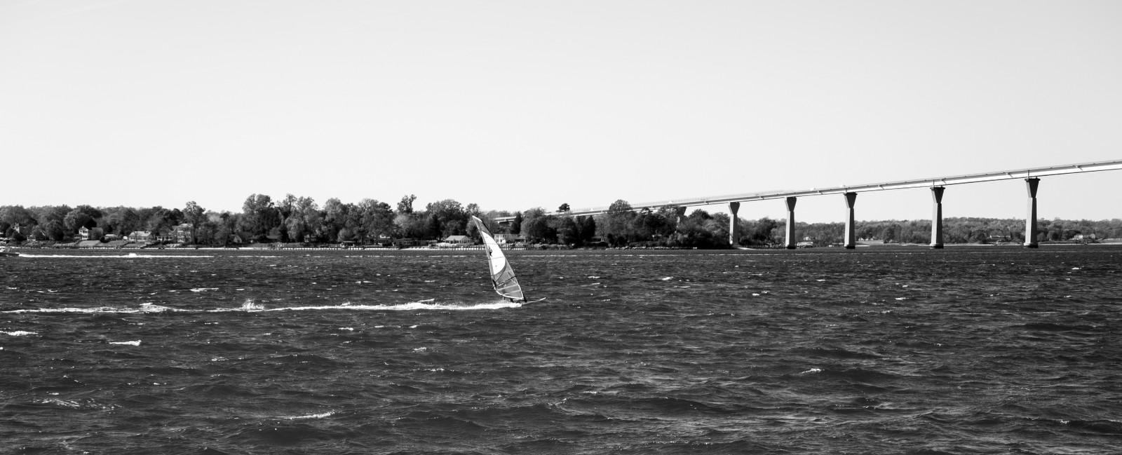Windsurfen @ Chesapeake Bay