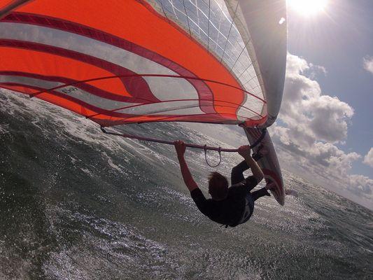 Windsurfer Sylt