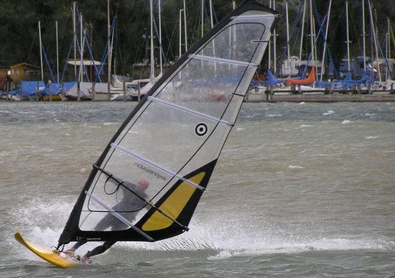 Windsurfing Chiemsee