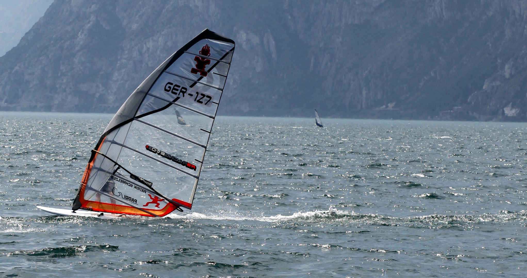 Windsurfing Lago di Garda