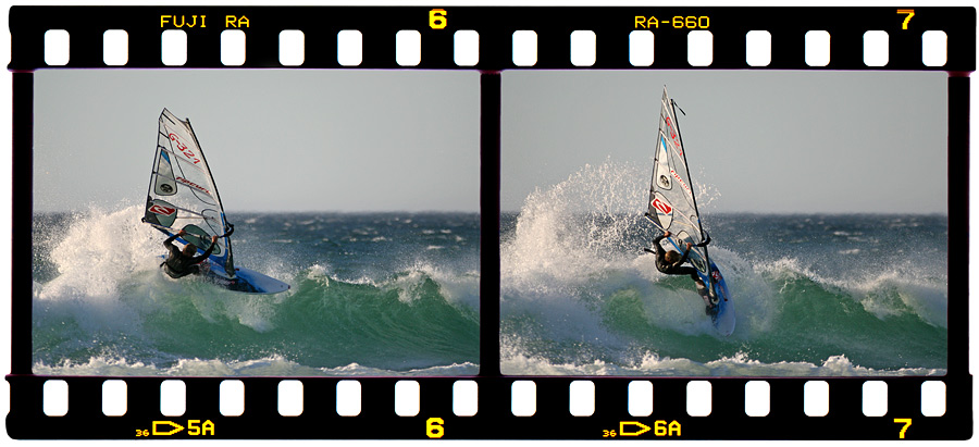 windsurfing south africa