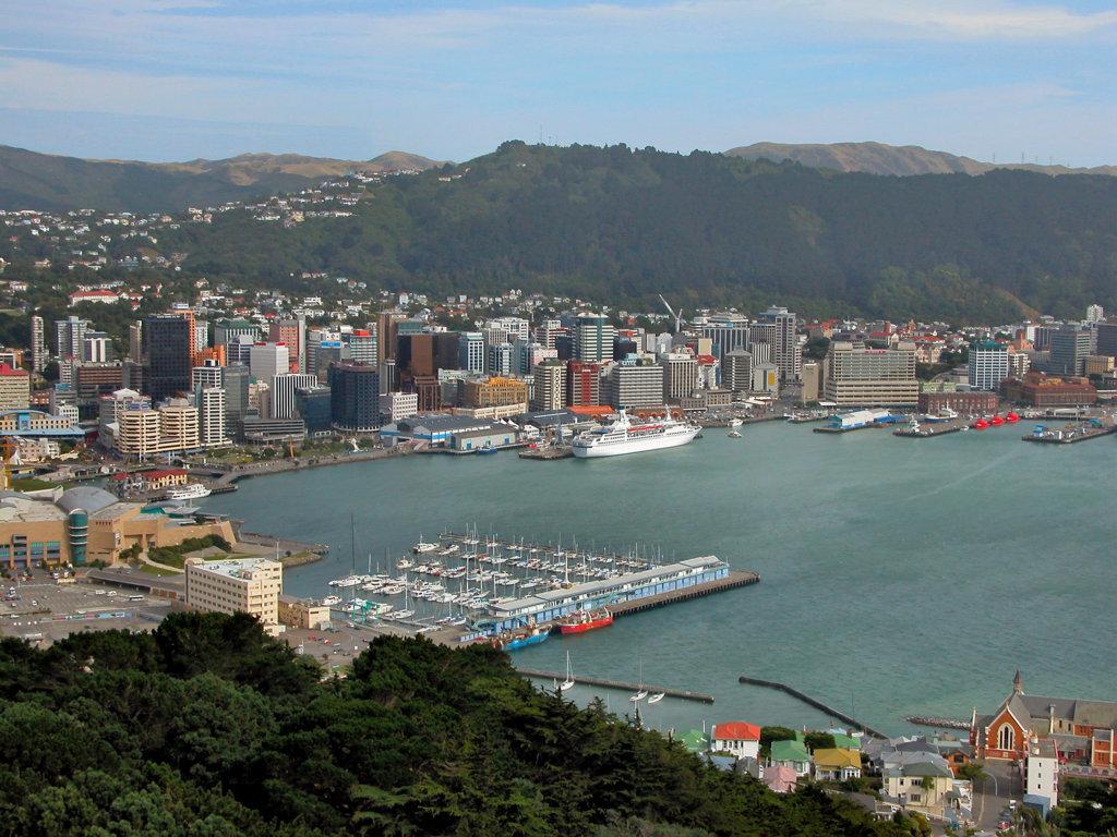 """Windy City"" Wellington / Neuseeland"