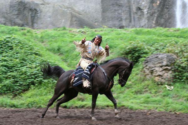 Winnetou und Hattatitla