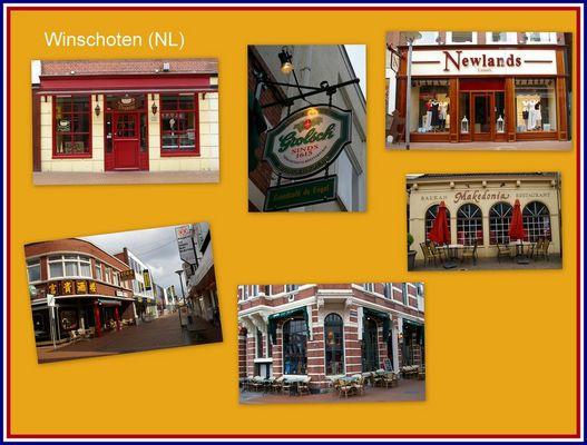 Winschoten ( NL ) ein Besuch lohnt sich....