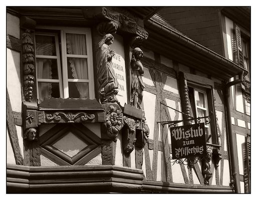 Winstub (Ribeauville)