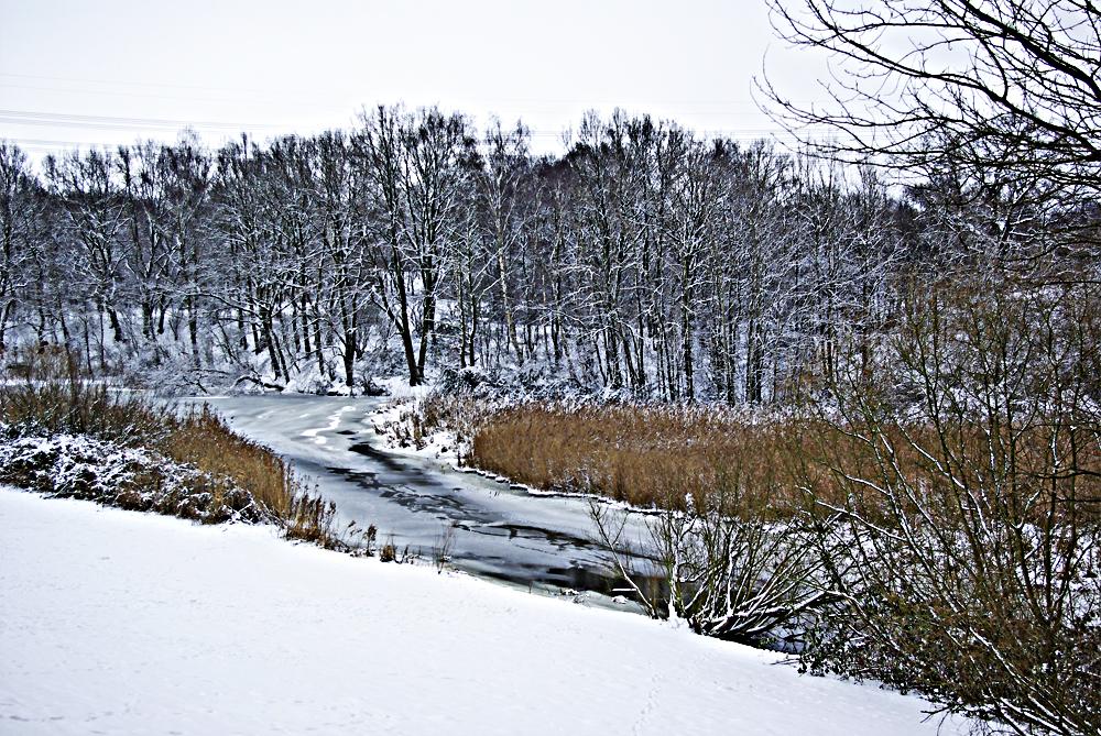 Winter 02 in Hamburg
