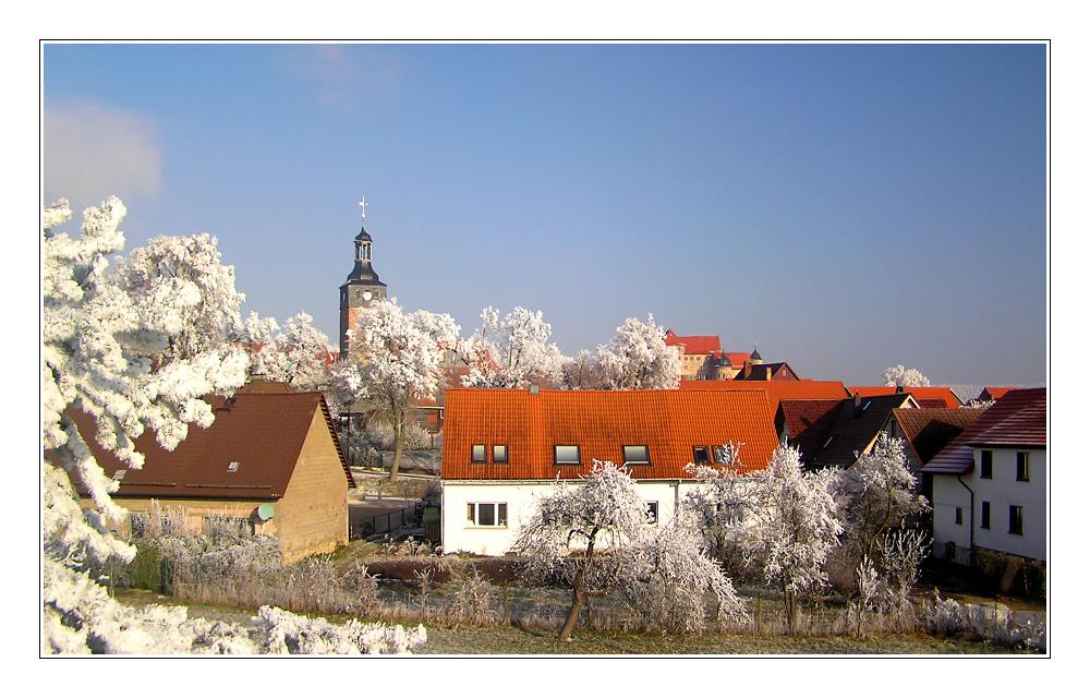 winter 2004 in kühndorf ...