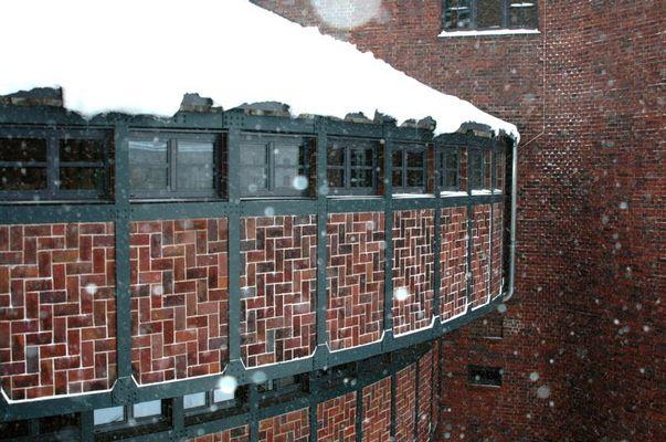 Winter 2005 im E-Werk