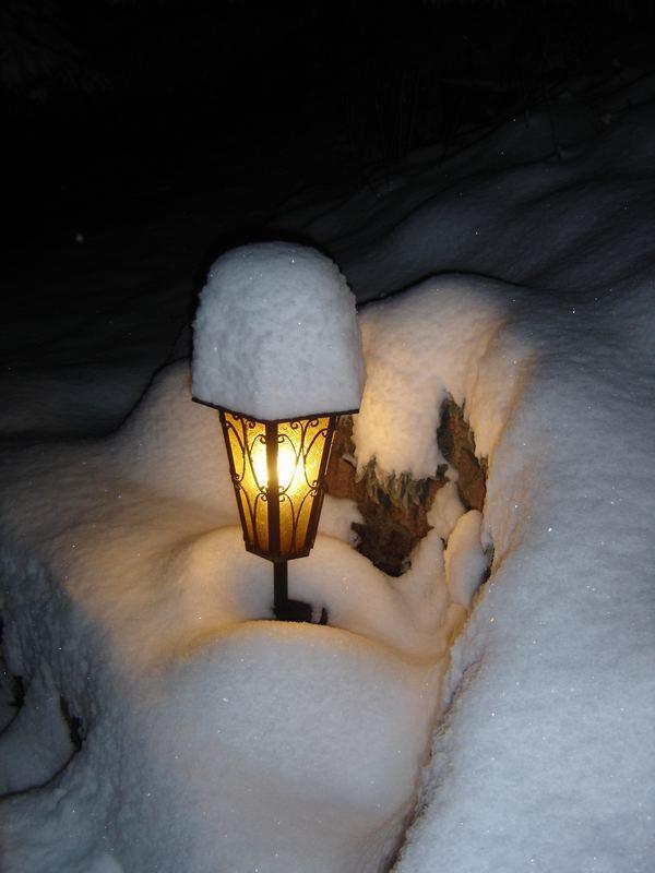Winter 2005 in Thüringen