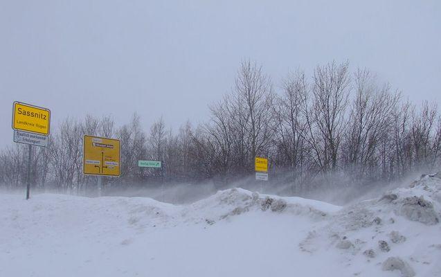 Winter 2010 auf Rügen