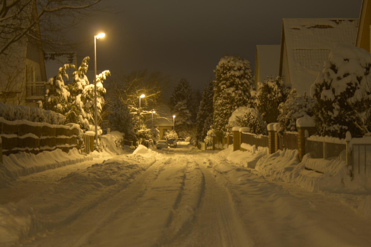 Winter 2010 HDR