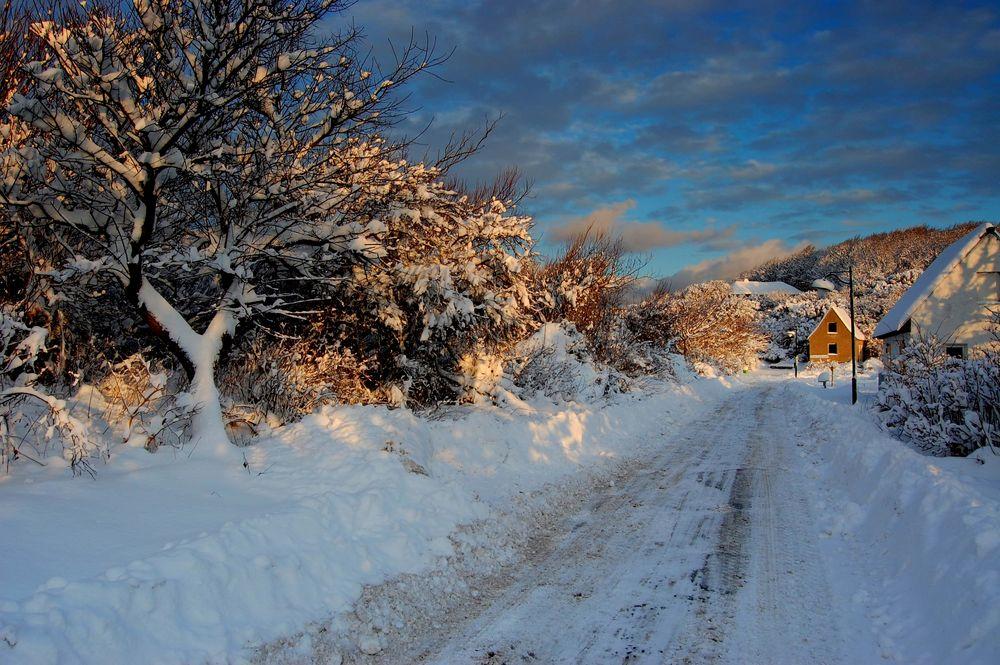 Winter 2010 Seebad Insel Hiddensee