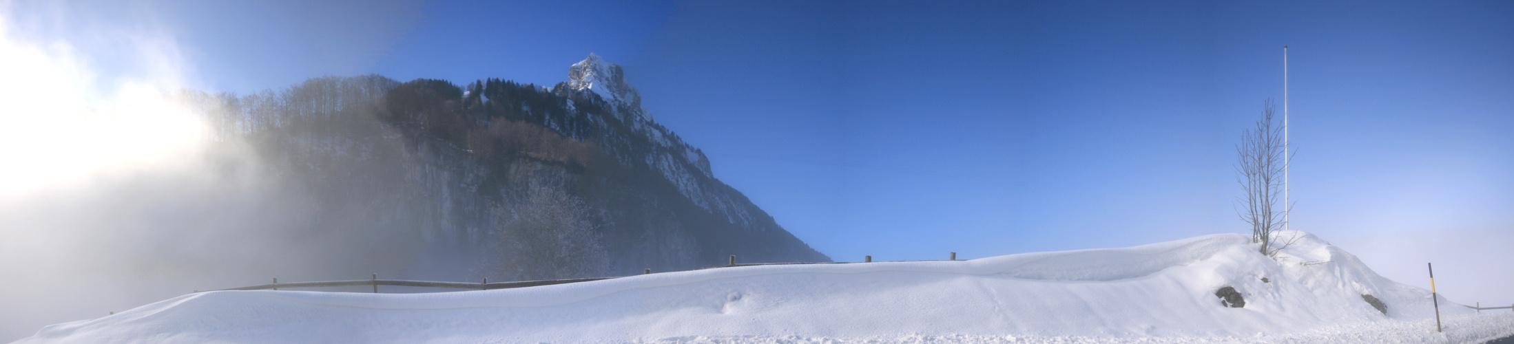 Winter 2011 in Seelisberg