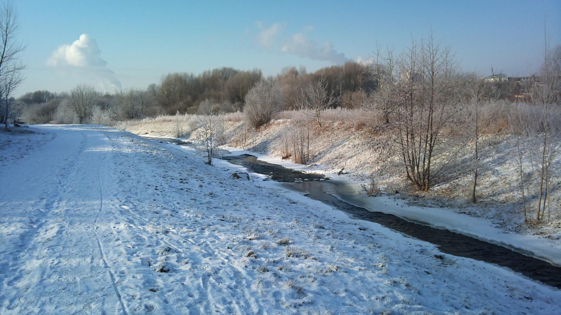 winter 2013 in berlin