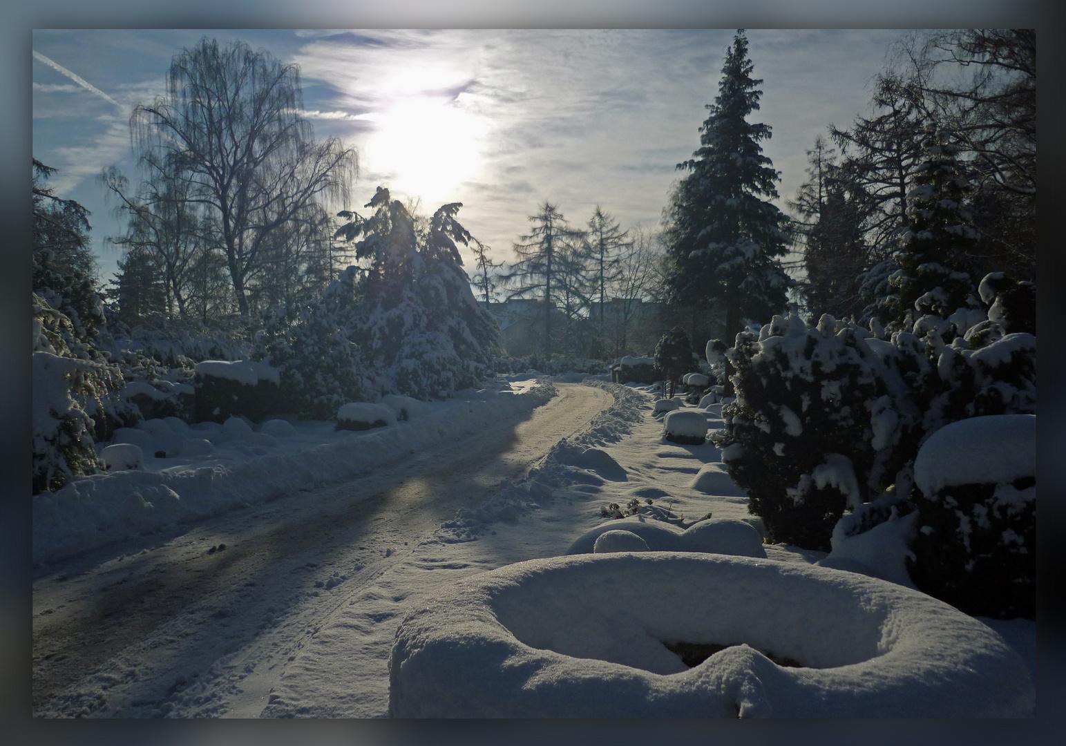 Winter........