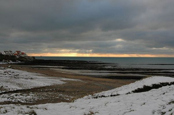 Winter am Atlantik