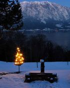Winter am Attersee 11.12.2005