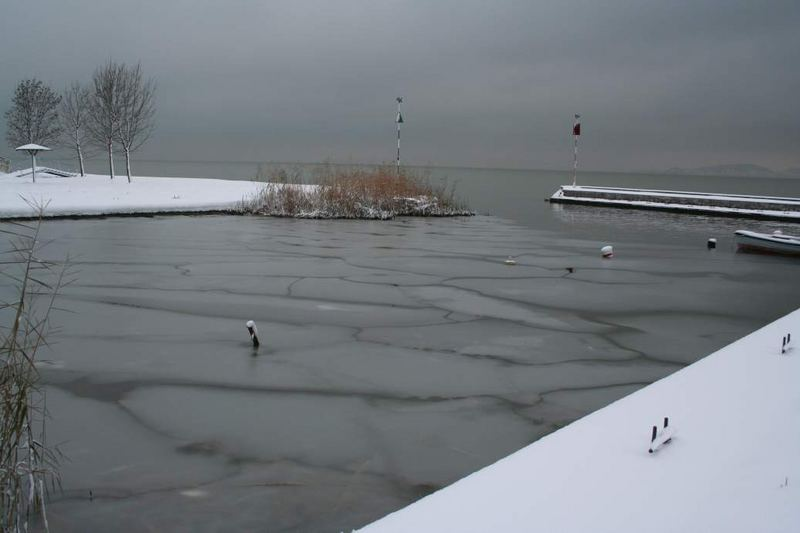 Winter am Balaton (1)