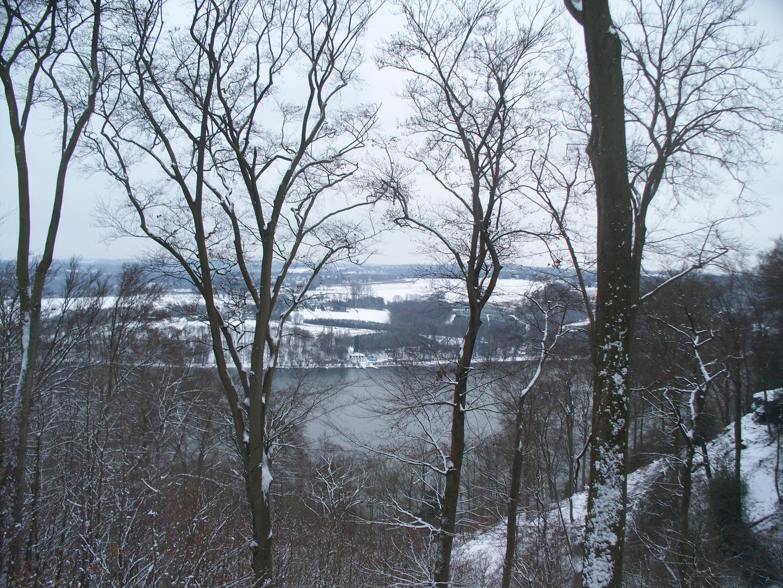 Winter am Baldeneysee