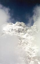 Winter am Berg