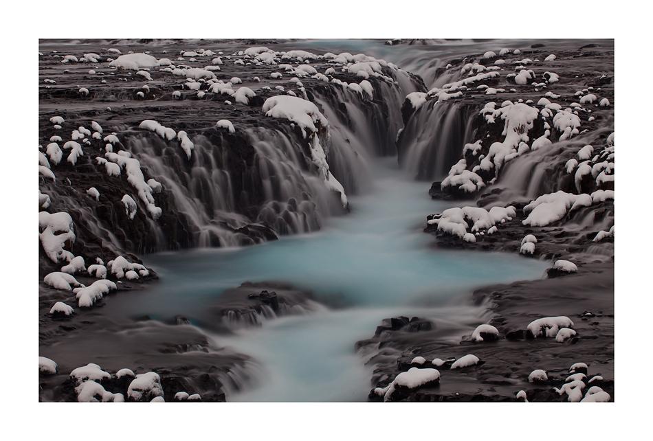 Winter am Brúafoss #01