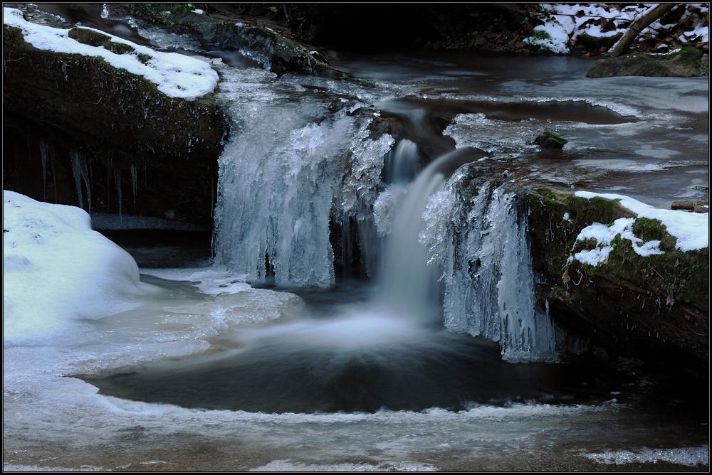 *Winter am Butzerbach*