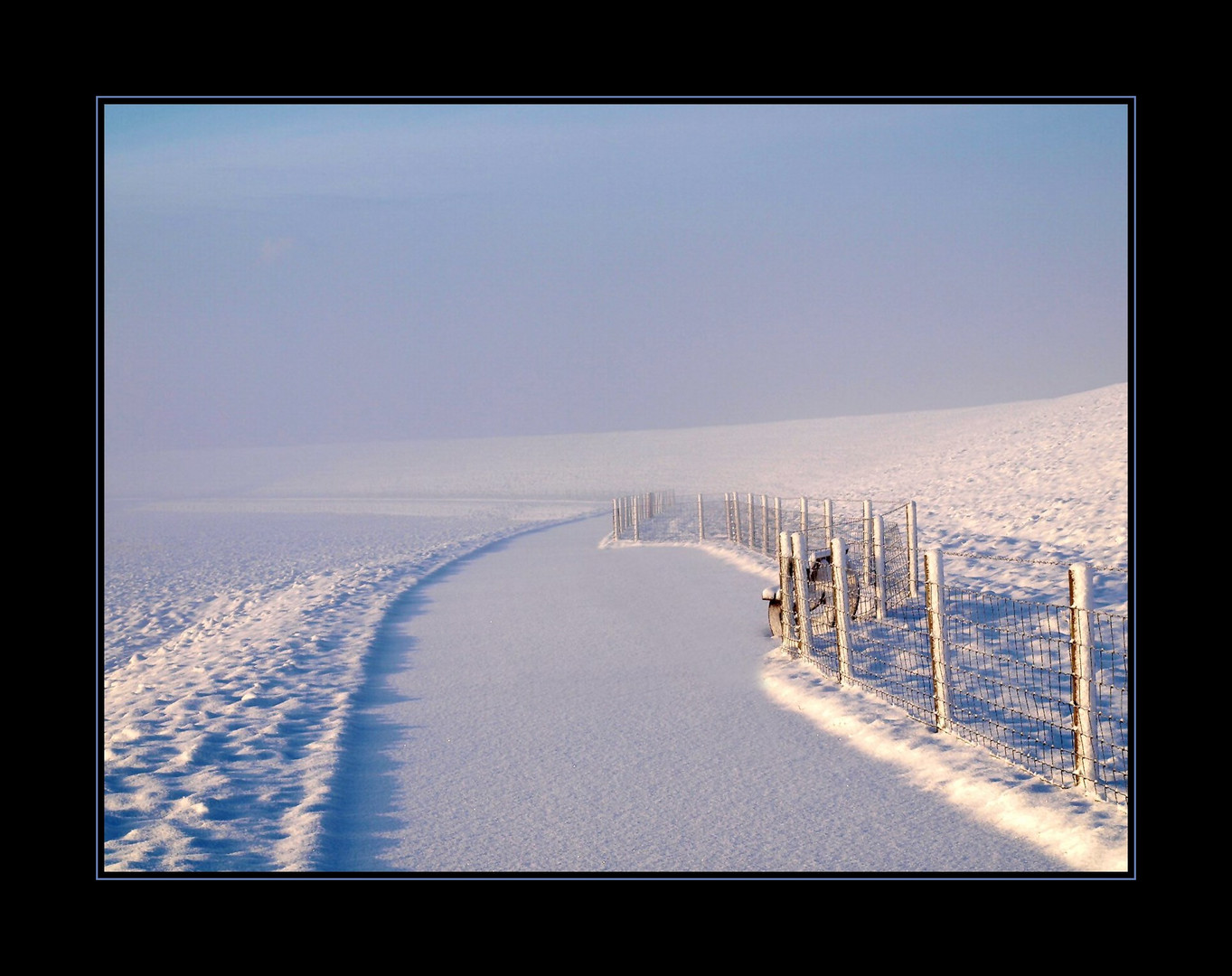 ~ Winter am Deich ~