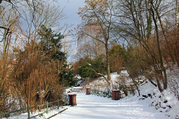 Winter am Kreuzberg